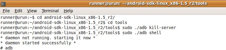 "Android adb error: ""device not found"" on Ubuntu – PocketMagic"