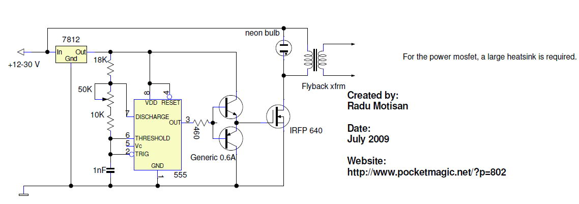 555 Wiring Diagram Of Tube Light With Electronics Choke on