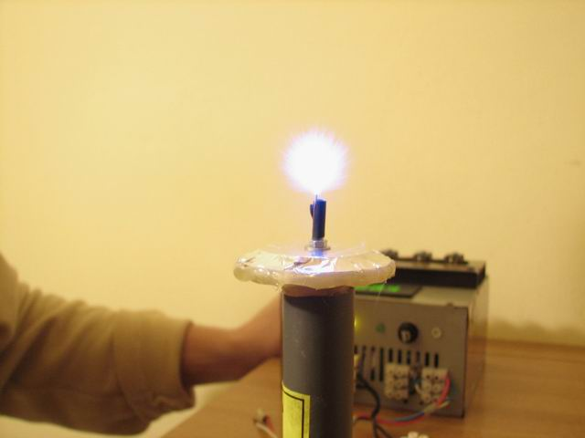 High Frequency Solid State Tesla Coil (HF SSTC) – PocketMagic