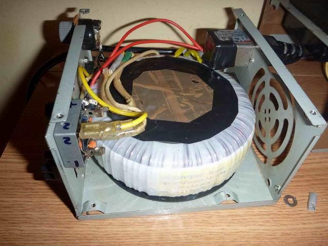transformator 12 volt 5a