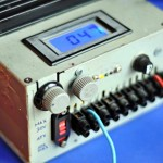 Variable 0..30V Regulated Power supply for 20A max | 7719 Views | Rate 4.69