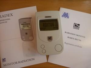 Radex RD1706 dosimeter