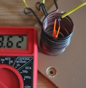 Simple DIY Induction heater