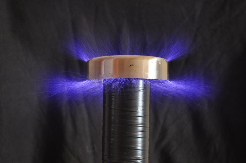 How to build a Tesla Coil #4