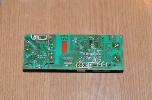 how to choose capacitor size fortransformerless-power-supply