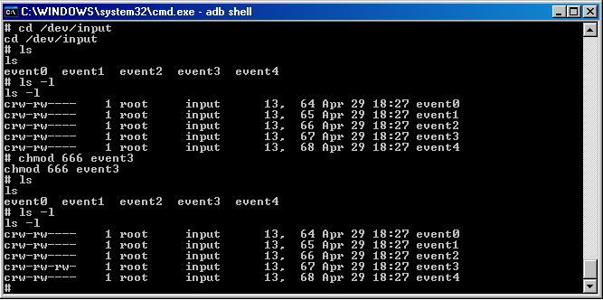 Programmatically Injecting Events on Android – Part 1 – PocketMagic