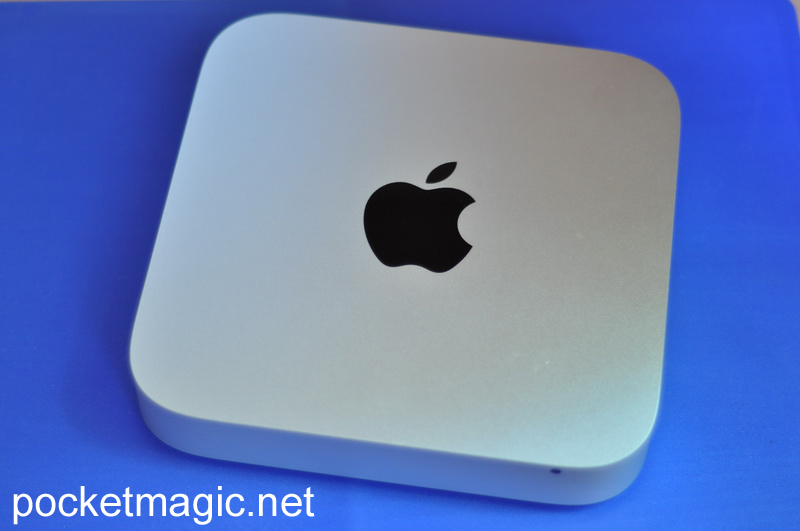 Mac mini is big enough to blow a full size PC away