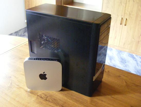 Mac mini is big enough to blow a full size PC away - PocketMagic