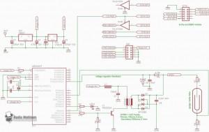 Amazing Diy Homemade Geiger Muller Digital Counter V3 Pocketmagic Wiring Cloud Oideiuggs Outletorg