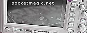 Atten ADS1102CAL Oscilloscope
