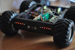 Building a robot – Make the robot follow you