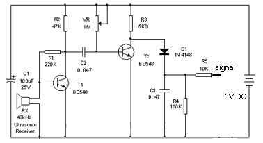 Pocketmagic Ultrasonic Transceiver Test With Arduino Code
