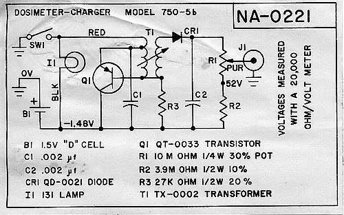 cdv-750-schematic