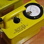 Victoreen CDV-717 Remote Gamma Survey dosimeter | 108 Views | Rate 21.6