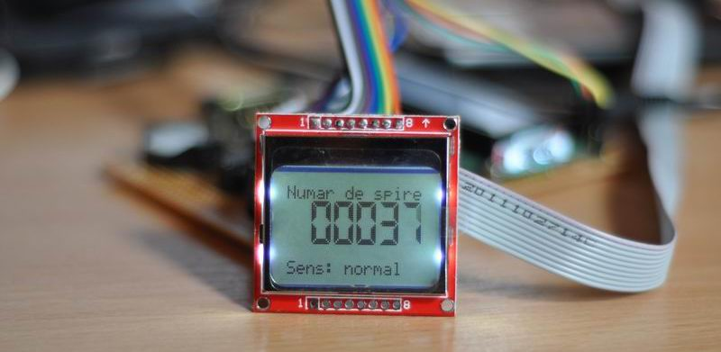 reed digital counter atmega2