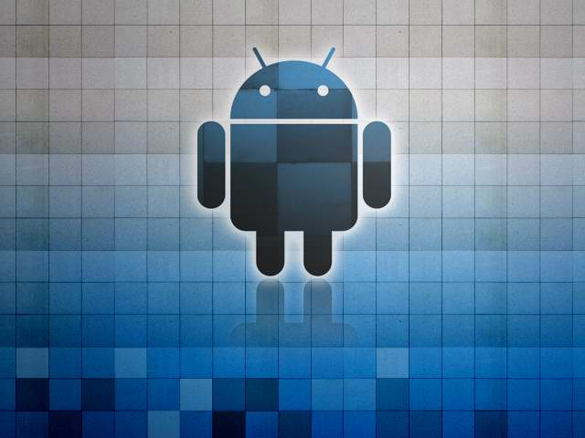 Android tiled background