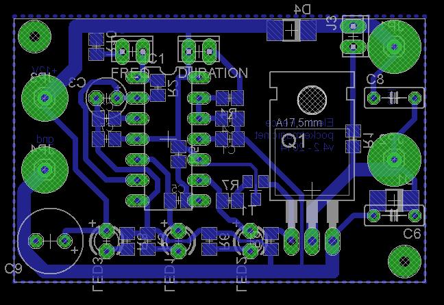 Electric fence circuit for perimeter protection pocketmagic the circuit diagram miniaturizedelectricfencecircuitpcb miniaturizedelectricfencecircuitsch publicscrutiny Choice Image