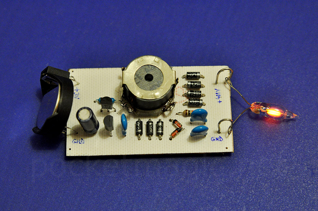High Voltage Pocketmagic