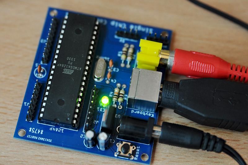 Single Chip Computer  U2013 Pocketmagic