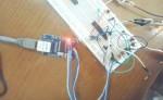 Atmega8 UDP Client