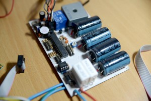 Variable regulated power supply – PocketMagic