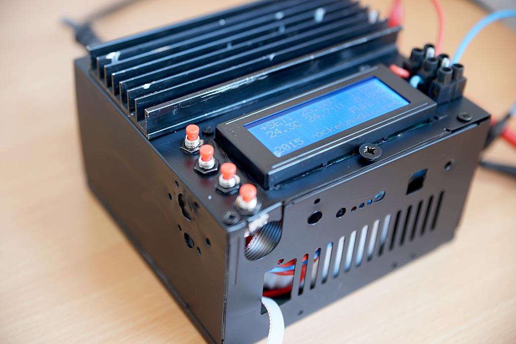 Digital Bench Power Supply Pocketmagic