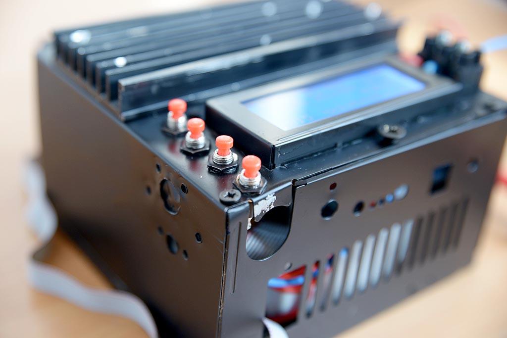 Digital Power Supply : Digital bench power supply pocketmagic