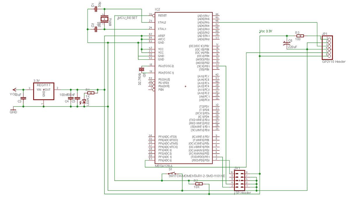 GP2Y1010AU0F_circuit