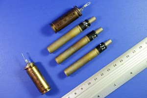 Tube: SBT-9 End Window Geiger tube
