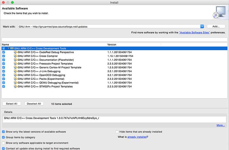 gnu_arm_plugin_install
