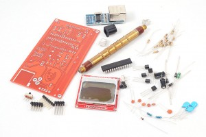 DIY Geiger Counter Kit 1.1