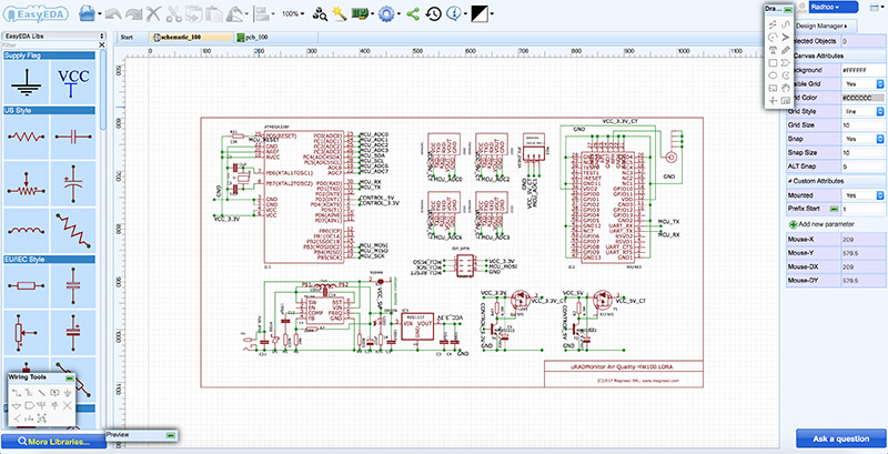 Easy PCB Manufacturing – PocketMagic