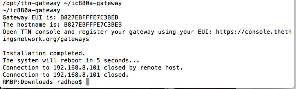 RAK831 LoRaWAN Gateway – PocketMagic
